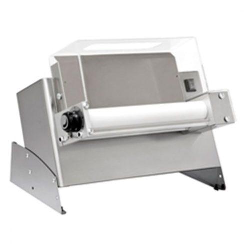 Teigausrollmaschine mit 1 Rolle für Pizzen ø 260-450 mm - Virtus - Gastroworld-24