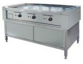 Teppan Yaki - Teppan AS6 Standmodell Elektro - Produkt - Gastrowold-24 - Ihr Onlineshop für Gastronomiebedarf