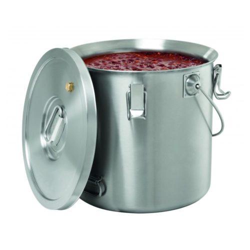 Thermo Transportbehälter 20L, CNS - Bartscher - Gastroworld-24