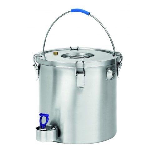Thermo-Transportbehälter 20L mit Hahn - Bartscher - Gastroworld-24