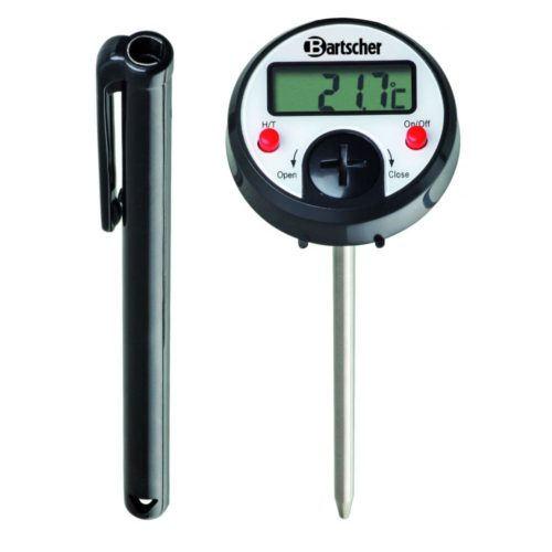 Thermometer digital, -50 - +150°C - Bartscher - Gastroworld-24