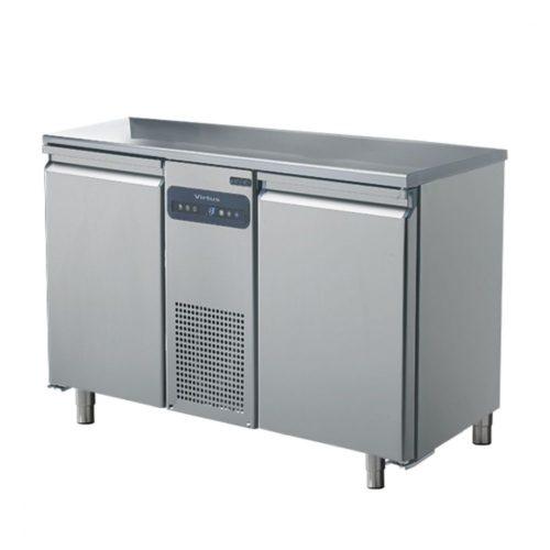 Tiefkühltisch mit 2 Türen GN 1/1, -10°/-22°C - Virtus - Gastroworld-24