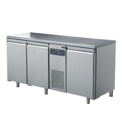 Tiefkühltisch mit 3 Türen GN 1/1, -10°/-22°C - Virtus - Gastroworld-24