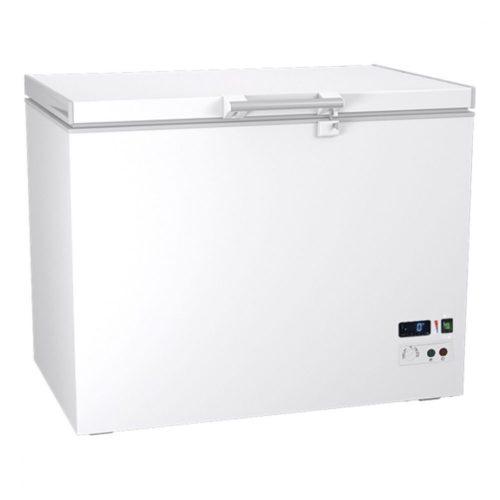 Tiefkühltruhe 407 Liter mit Deckel, -24°C - Virtus - Gastroworld-24