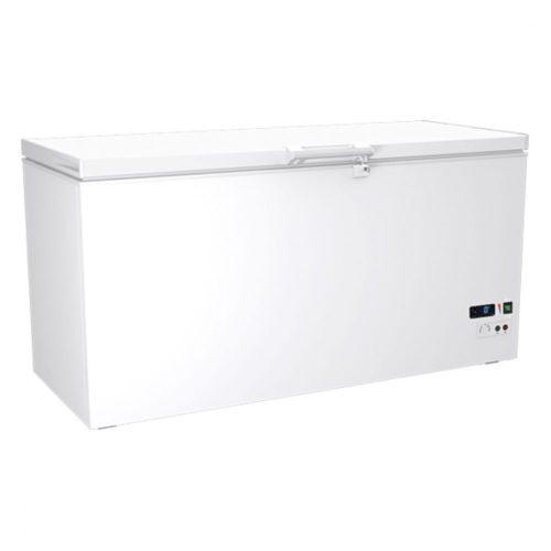 Tiefkühltruhe 469 Liter mit Deckel, -24°C - Virtus - Gastroworld-24