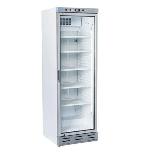 Tiefkühlvitrine mit 1 Glastür, 300 Liter, -15°/-20°C - Virtus - Gastroworld-24