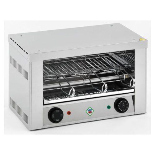 Toaster, 453x274x288 mm, mit 3 Toast-Halterungen, - GGG - Gastroworld-24