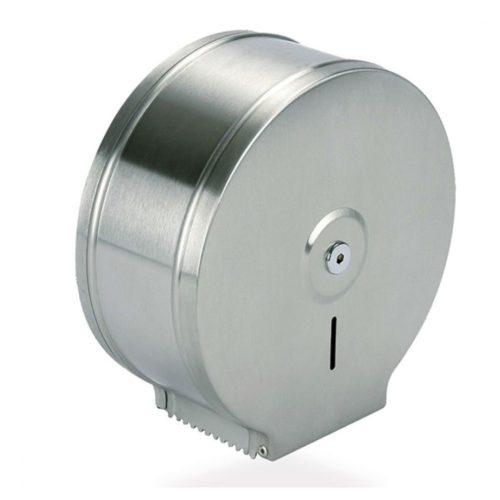 Toilettenpapierspender aus Edelstahl - Virtus - Gastroworld-24