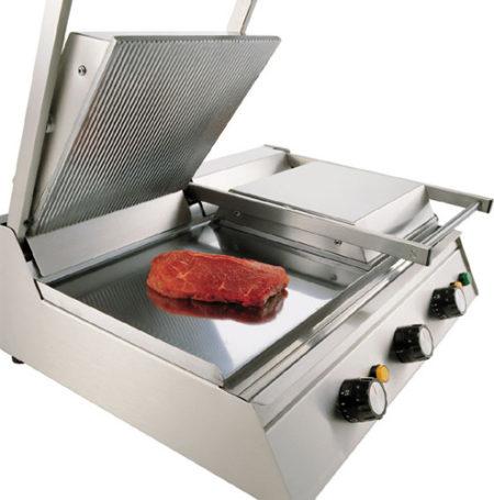 Topgrill II Chrom Grillfläche 520x240 mm - Produkt - Gastrowold-24 - Ihr Onlineshop für Gastronomiebedarf