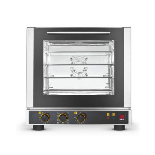 Umluft- und Heißluftofen, 590x695x590mm (Backen - GGG - Gastroworld-24