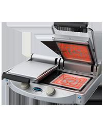 Unox Glaskeramik Kontaktgrill XP 020 PT - Manuelle Steuerung - Produkt - Gastrowold-24 - Ihr Onlineshop für Gastronomiebedarf