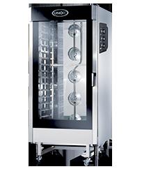 Unox Manueller Heißluftdämpfer XV 1093 - 20 GN 1/1 - Produkt - Gastrowold-24 - Ihr Onlineshop für Gastronomiebedarf
