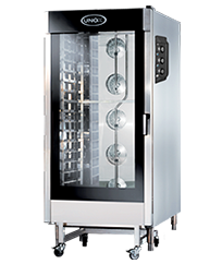 Unox Manueller Heißluftdämpfer XV 4093 - 20 GN 2/1 - Produkt - Gastrowold-24 - Ihr Onlineshop für Gastronomiebedarf