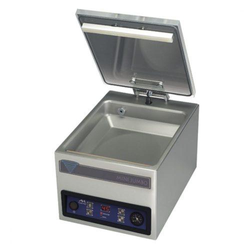 Vakuummaschine, Tischmodell, Schweißbalken 280 mm, Zyklus 25-60 Sekunden - Virtus - Gastroworld-24