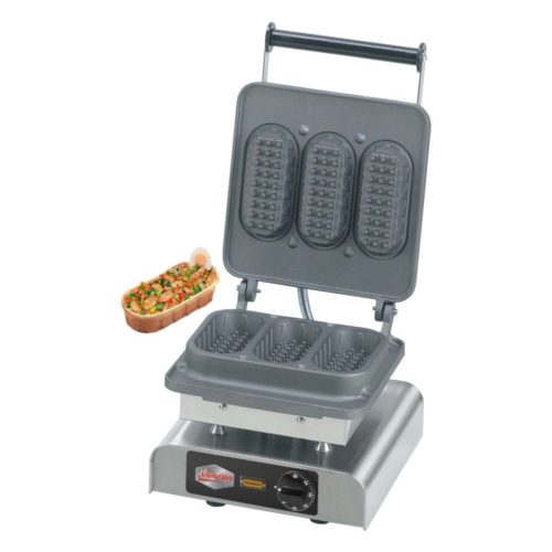 Waffeleisen Baguette-Waffel I eco - Neumärker - Gastroworld-24