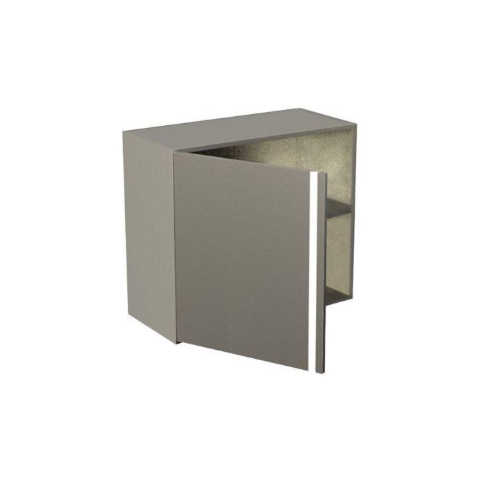 Wandhängeschrank 600x400x650mm - GGG - Gastroworld-24