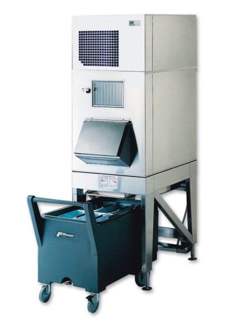 Wessamat Eisbereiter M 120 LF - Serie Micro-Cubes mit Eistransportsystem - Produkt - Gastrowold-24 - Ihr Onlineshop für Gastronomiebedarf