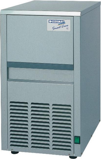 Wessamat Eiswürfelbereiter S 38 W - Serie Smart-Line (Wassergekühlt) - Produkt - Gastrowold-24 - Ihr Onlineshop für Gastronomiebedarf