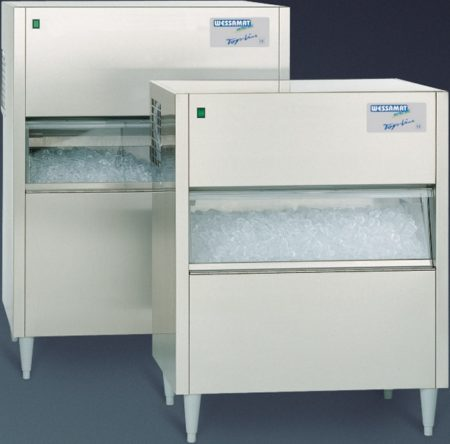 Wessamat Eiswürfelbereiter W 121 L - Serie TopLine (Luftkühlung) - Produkt - Gastrowold-24 - Ihr Onlineshop für Gastronomiebedarf