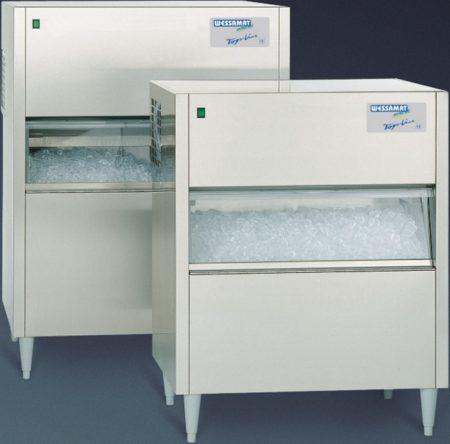 Wessamat Eiswürfelbereiter W 121 W - Serie TopLine (Wasserkühlung) - Produkt - Gastrowold-24 - Ihr Onlineshop für Gastronomiebedarf