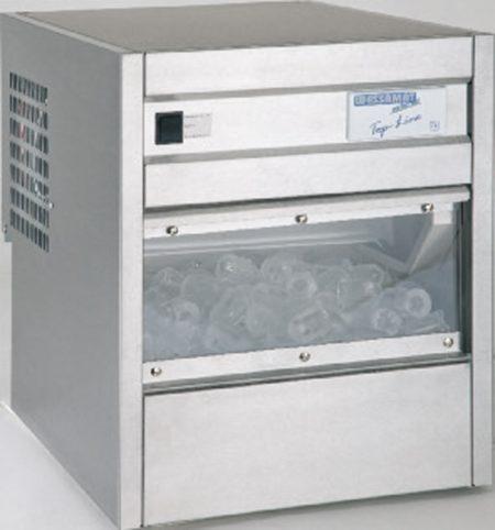 Wessamat Eiswürfelbereiter W 81 W - Serie TopLine (wasserkühlung) - Produkt - Gastrowold-24 - Ihr Onlineshop für Gastronomiebedarf