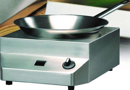 Wokinduktion 3,5kW - Produkt - Gastrowold-24 - Ihr Onlineshop für Gastronomiebedarf