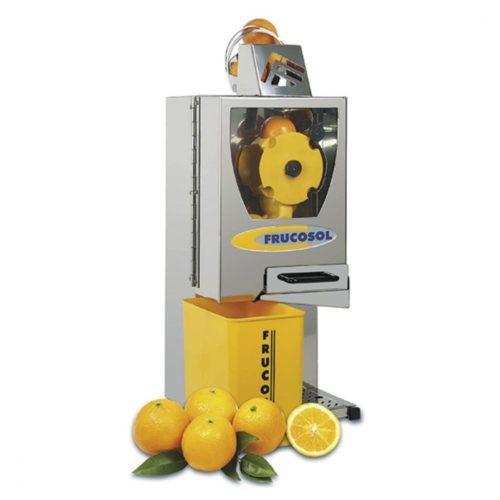 Zitruspresse, automatisch, 10-12 Orangen/Minute, max ø 70 mm - Virtus - Gastroworld-24